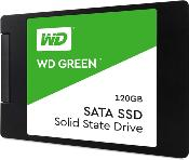 "WD Green SSD Disque 120 Go interne 2.5"" SATA 6Gb-s"